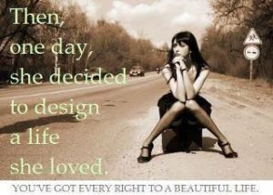designing a loved life